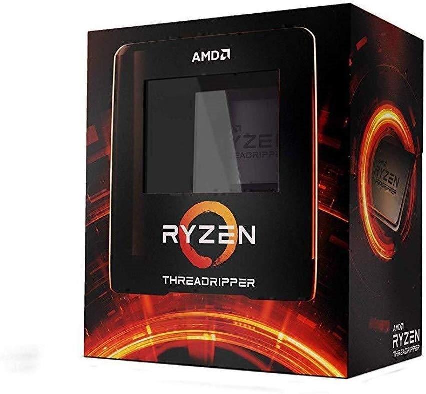Ryzen Threadripper 3990X 製品画像