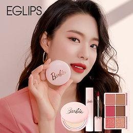 ●EGLIPS● EGLIPS X Barbie Powder pact / Velvet tint / Eye palette / 韓国コスメ / aritaum