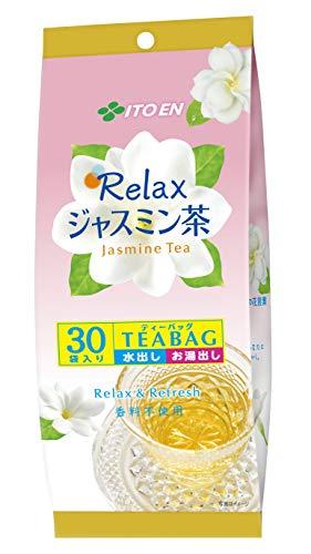 伊藤園 Relax ジャスミン茶 ティーバッグ 5.0g×30袋