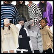国内発送、送料無料、韓国ファッション、超低価パルス販売、自社設計生産、欧米風秋冬向け チェック柄、カジュアルTシャツ、カジュアルシャツ、ワンピース、カジュアルパンツ、ロングスカート、パンタロン、ボーダ