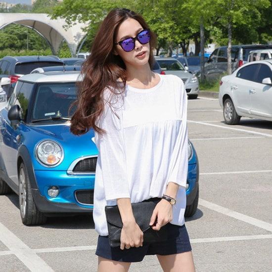 イルチルサメタルロンシャーリング・ニット ニット/セーター/ニット/韓国ファッション