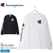 チャンピオン 長袖 Tシャツ HERITAGE L/S TEE YO7789 メンズ ロングスリーブ シャツ