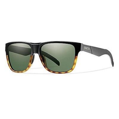Smith Optics Lowdown Gray Green Sunglasses
