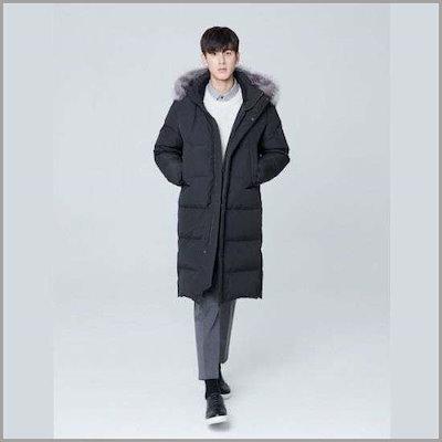 [マインドブリッジ]男性ポクスポロング・グースジャンパー(MSDJ8151) / パディング/ダウンジャンパー/ 韓国ファッション