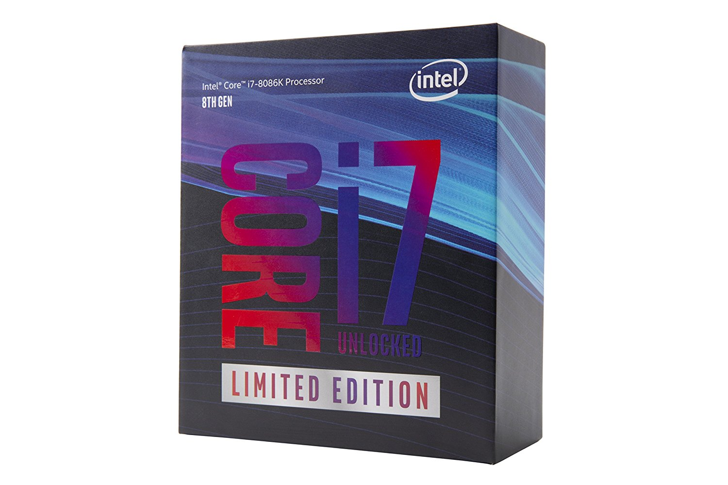 Core i7 8086K Limited Edition BOX