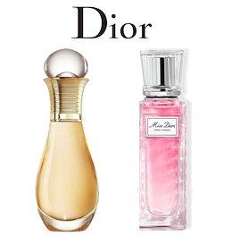 【送料無料】 選べる2種類 Dior JAdore ローラーパール 20ml  Ⅿiss Dior ローズ&ローズ ローラーパール20ml  [CHRISTIAN  ディオール香水 フレグランス]