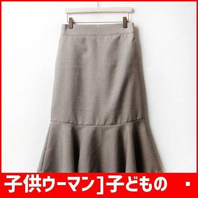 子供ウーマン]子どものウーマンボカシメードスカートMO3361M810ビックサイズ /スカート/ロングスカート/ 韓国ファッション