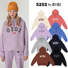 [5252 by OIOI] 19FW 新作!2019 SIGNATURE HOODIE 8COLOR