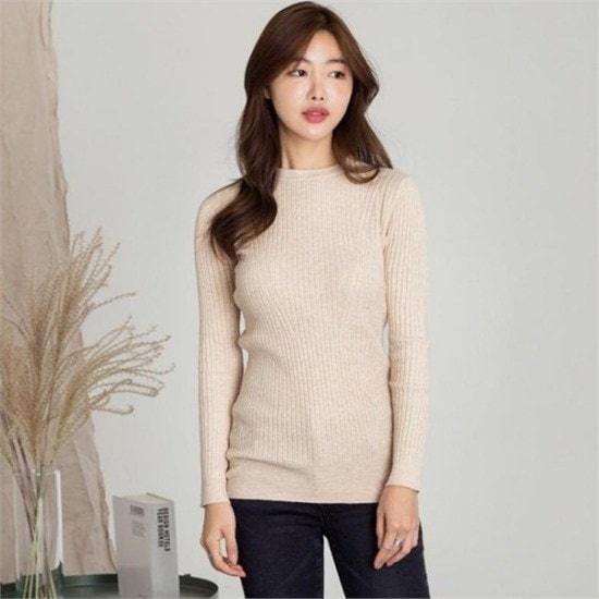 るみさん行き来するようにるみさんるみさんソフトゴルジスリムニット ニット/セーター/ニット/韓国ファッション