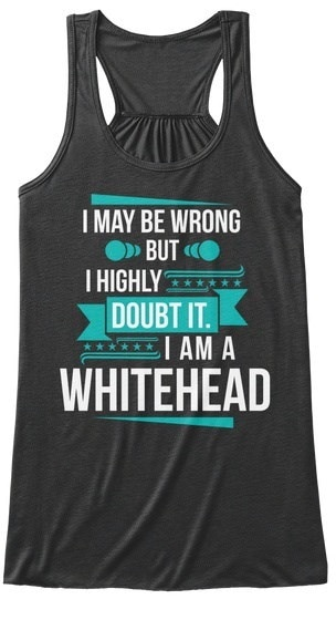 Whitehead   Don t Doubt BELLA+CANVAS Women s Flowy Tank