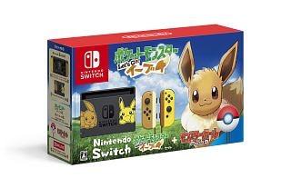 Nintendo Switch ポケットモンスター Let's Go! イーブイセット 製品画像