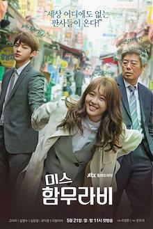 韓国ドラマ ミス・ハンムラビ DVD