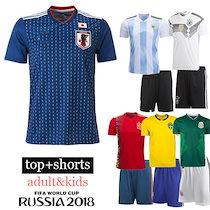 平価格は1999/ 3つの無料で行われ、w杯2018年ワールドカップ(w杯)のサッカー・シャツ・上着+半ズボンを購入する。