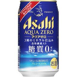 アサヒ アクアゼロ 350ML×24 ビール