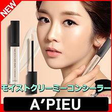 [オピュ/APIEU]モイスト・クリーミー・コンシーラー SPF30/PA++/韓国コスメ /化粧下地 メイクアップ しわ 美・白 紫外線遮断