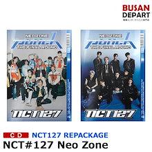 【日本国内発送】【2種選択】 NCT127 正規2集 repackage [Neo Zone: The Final Round] 韓国音楽チャート反映 和訳付 2次予約