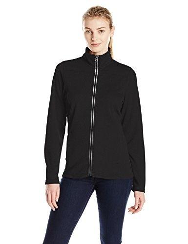 Charles River Apparel Womens Cambridge Jacket, Black, Large