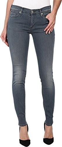 Hudson Womens Krista Super Skinny in Unfiltered (Blue/Grey Wash) Unfiltered (Blue/Grey Wash) Jeans 27 X 30