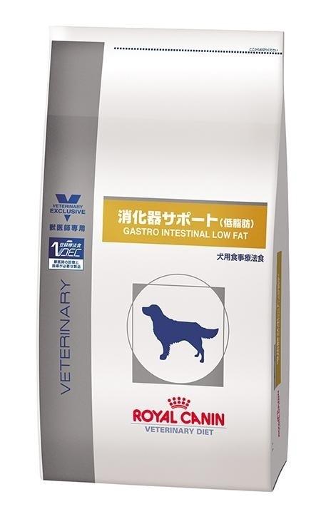 ロイヤルカナン 消化器サポート(低脂肪) ドライ 3kg 製品画像