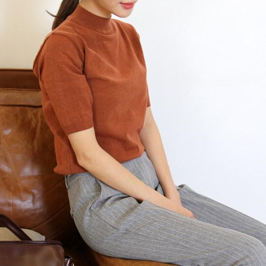 チョアジたらティトゥ反目ニート5color ニット/セーター/ニット/韓国ファッション