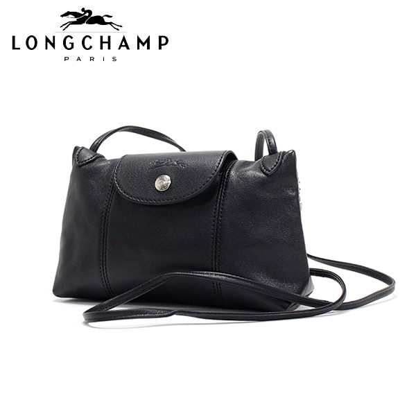 ロンシャン ショルダーバッグ レディース LONGCHAMP Noir 1061 737 001 【送料無料】