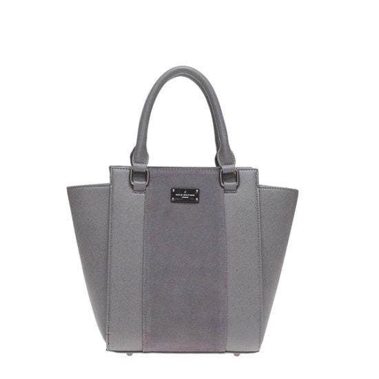 セントポールズ・ブティック雑貨ミドル・ミラ・グレーPG3WHADA020GRY トートバッグ / 韓国ファッション / Tote bags