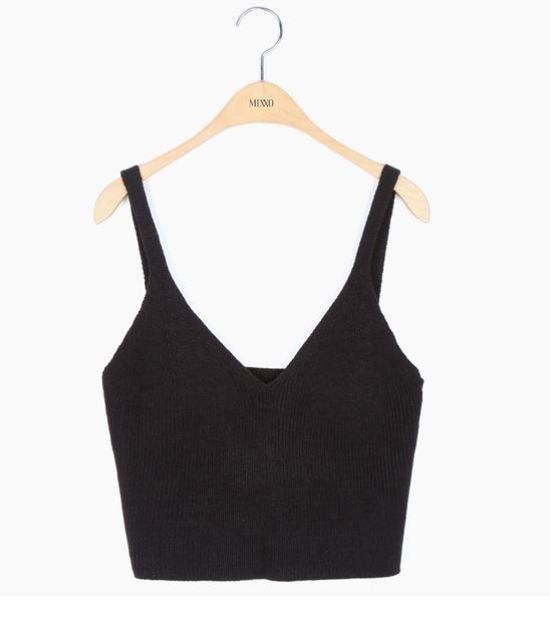ミソモダン・ニットビュスチェMIWKA7T45T ニット/セーター/韓国ファッション
