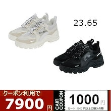 23.65 V2 Shoes (whiteblackmulti-color) あの有名な!韓国ブランド「23.65」、ついに公式ショップ出店!