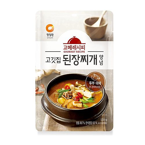 チョンジョンウォン グルメ レシピ 焼肉屋味噌チゲ 韓国 食品 料理 食材