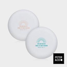 [SHINGMULNARA 植物国] 済州酸素水トンアップサンクッションSPF50+ PA+++ 15G Jeju Oxygen Water Tone Up Sun Cushion