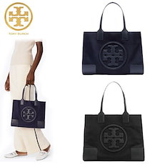 春夏最新モデル! TORY BURCH ☆  ELLA MINI TOTE