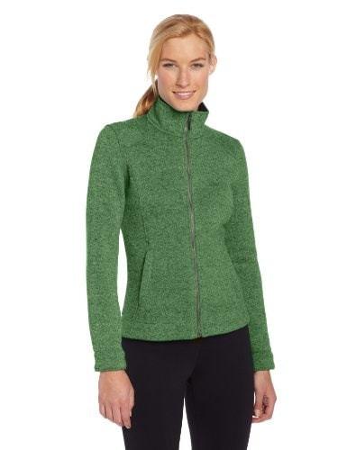 Mountain Khakis Womens Old Faithful Sweater, Turf, Large