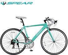 自転車 ロードバイク  27インチ 700c シマノ製 変速 MC2 14段変速 1年保証付