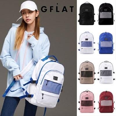 【カートクーポン使用可能】[GFLAT] Rebirth Backpack / GF1709-01 / 韓国のストリートブランド / 入学式 & 卒業式 /