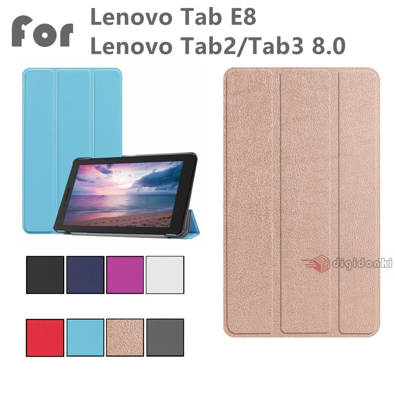 Lenovo Tab M7/M8(FHD)用TE507/TE508/TE708KAS用レザーケース手帳型/保護スタンドカバー収納ポーチ機能付き軽量/薄型上質/横開き【G723】