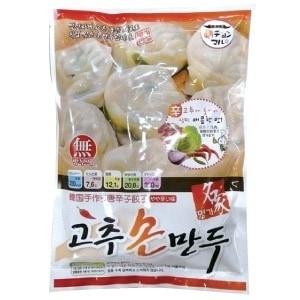 M & N唐辛子餃子 450g【冷凍】