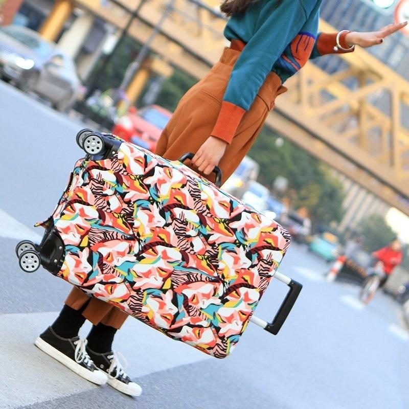 旅行用品 スーツケースカバー S/M/L/XLインチ対応 ラゲッジカバー 擦り傷保護 オシャレなキャリーケースカバー 紛失キズ 汚れ防止 ターンテーブル守る【I290I291I292I293】