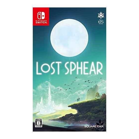 LOST SPHEAR [Nintendo Switch] 製品画像