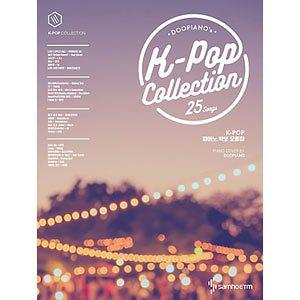 韓国楽譜集 ユーチューブ購読者43万のピアノアーティストドゥピアノ楽譜集 「DOOPIANO's K-POP COLLECTION(ドゥピアノのK-POP コレクション)」 MUSIC597