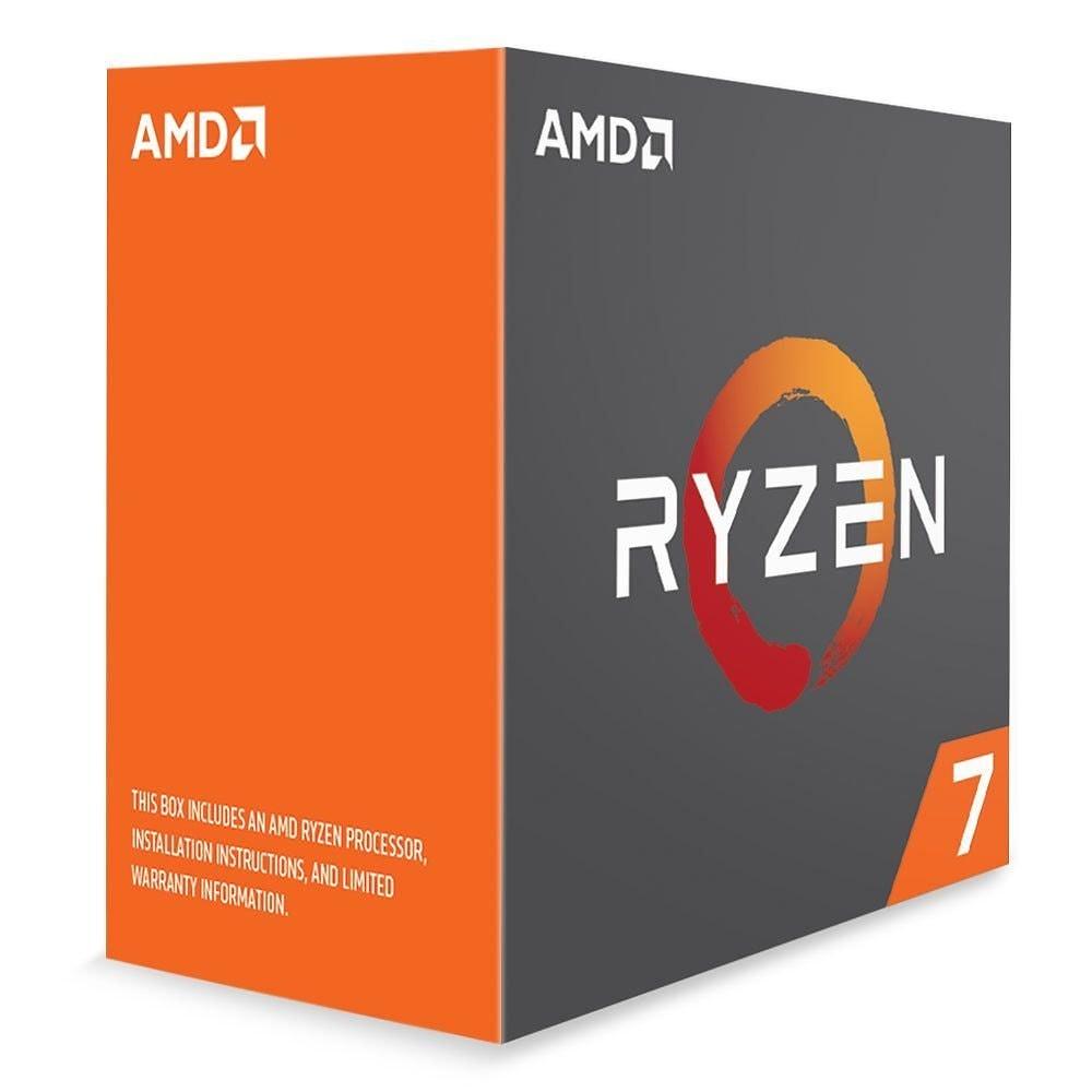 Ryzen 7 1800X BOX