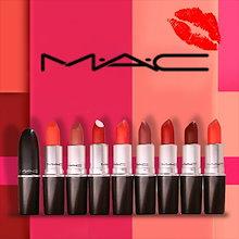 MAC マック リップ スティック ★ M・A・C Lipstick mac口紅 macリップ