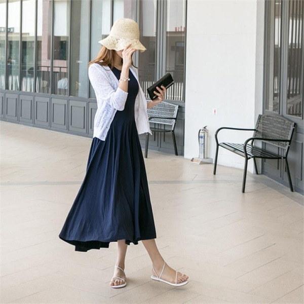 ピピンスェアイルボタンポイント・サマーカディゴン20669 new 女性ニット/カーディガン/韓国ファッション