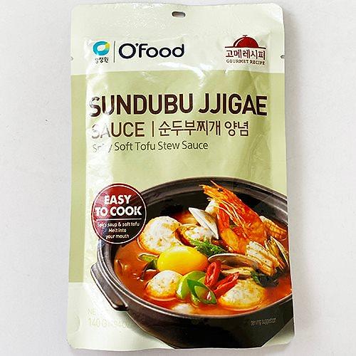 チョンジョンウォン グルメ レシピ スンドゥブチゲ 韓国 食品 料理 食材