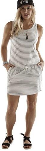 Carve Designs Womens Meadow Dress, Small, Regatta Stripe