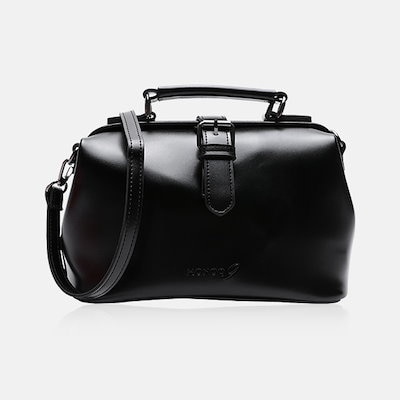 [MONOQ 9] - Laip (black) Cross bag