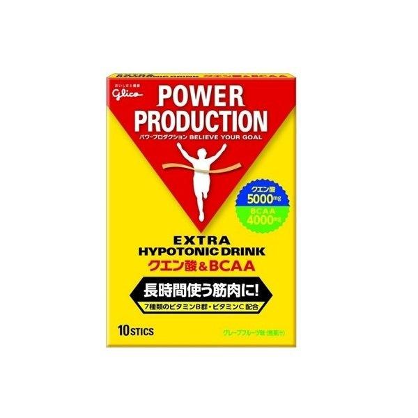 パワープロダクション クエン酸&BCAA 12.4g 10本入 製品画像