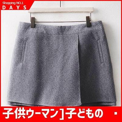 子供ウーマン]子どものウーマンボボ3部スカート半ズボンEG3707M811ビッグサイズ /大きいサイズ/パンツ/韓国ファッション
