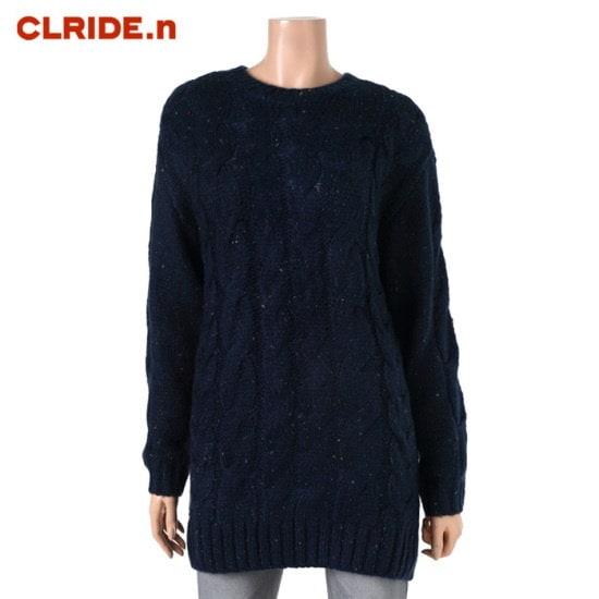 クライドクライド。アン女性だ揚げ菓子よりソリッドニートCEDASW933F ニット/セーター/ニット/韓国ファッション