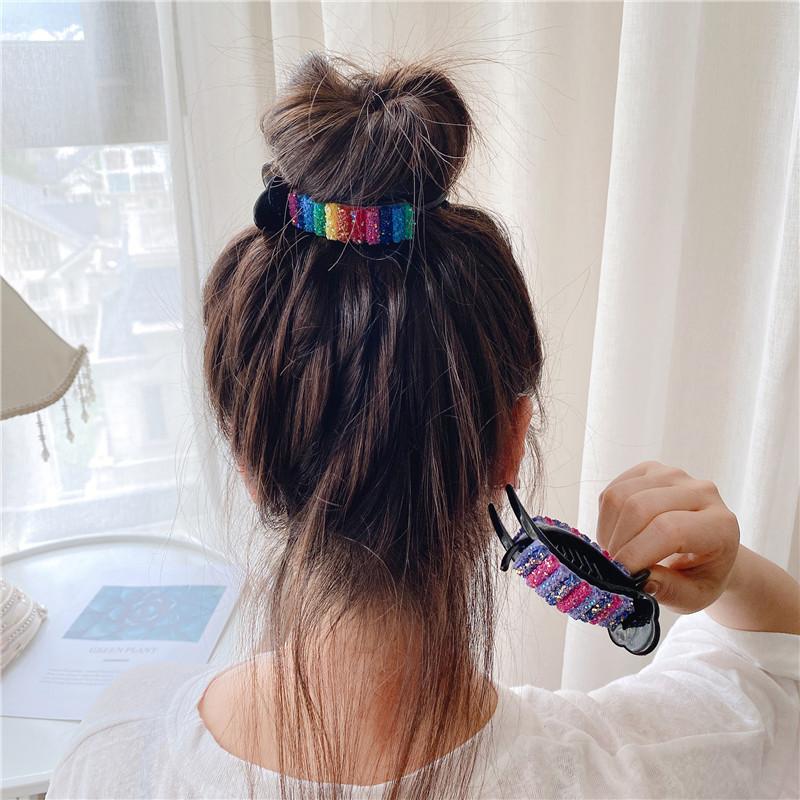 ED80韓国パールが映える大人かわいいヘアピン シンプル でも ラグジュアリー な〈〈パール ビジュー ヘアピン 〉〉 髪留め 髪飾り ヘアアクセ 学生