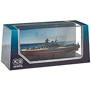 KB SHIPS 1/1100 戦艦 大和 1945 完成品